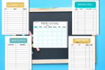 Homeschool Planner - Why Not Mom