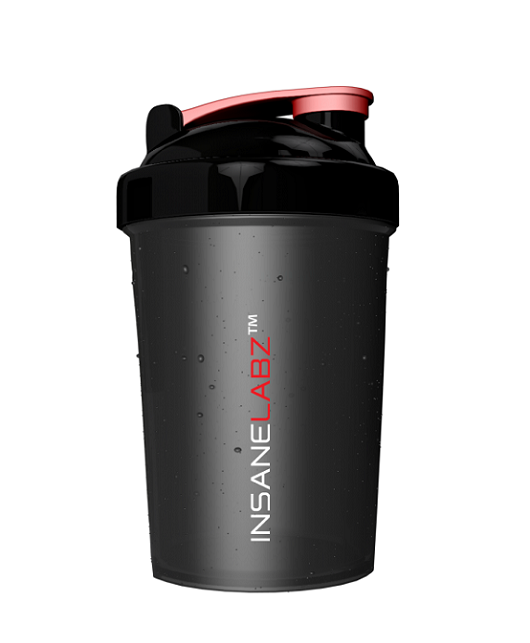 SHAKER NEGRO INSANE MINI 12 OZ