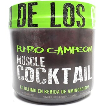 MUSCLE COCKTAIL 30 SERVICIOS