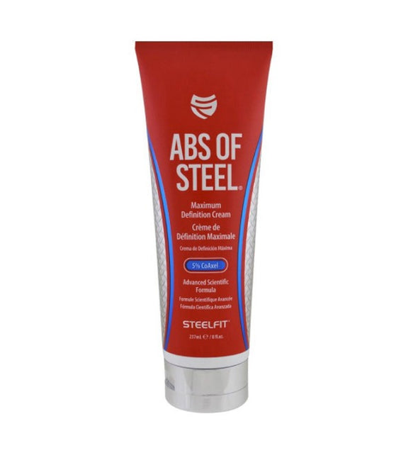 ABS OF STEEL  GEL  237 ML