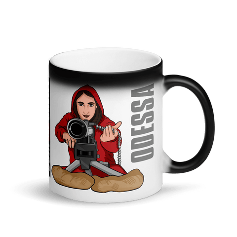 magic mug cartoon yourself in la casa the papel style scarletter