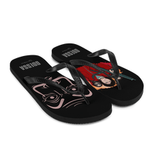 Load image into Gallery viewer, Flip Flop Flip-Flops Cartoon Yourself In LA CASA STYLE | Personalised Cartoon | Hand Drawn Custom Design 𝔅 ♘ ℞ ScarletterDesign