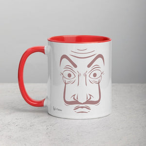 La Puta Ama - Nairobi | Mug with Color Inside - Coffee Cup