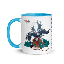 Load image into Gallery viewer, Mugs Solomonarul - The Dragon Rider & Master of Storms | Coffee Mug with Color Inside 𝔅 ♘ ℞ ScarletterDesign