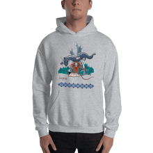 Load image into Gallery viewer, Hoodie Solomonarul - The Dragon Rider & Master of Storms | Unisex Hoodie 𝔅 ♘ ℞ ScarletterDesign Sport Grey / S