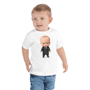 T-shirt Personalized Toddler Short Sleeve Tee Hand Drawn Custom Cartoon Design | Cartoon Yourself 𝔅 ♘ ℞ ScarletterDesign