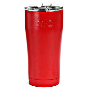 20 Oz. Matte Gameday Red - Outletfy