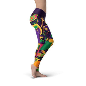 Beverly Mardi Gras Legging - Outletfy