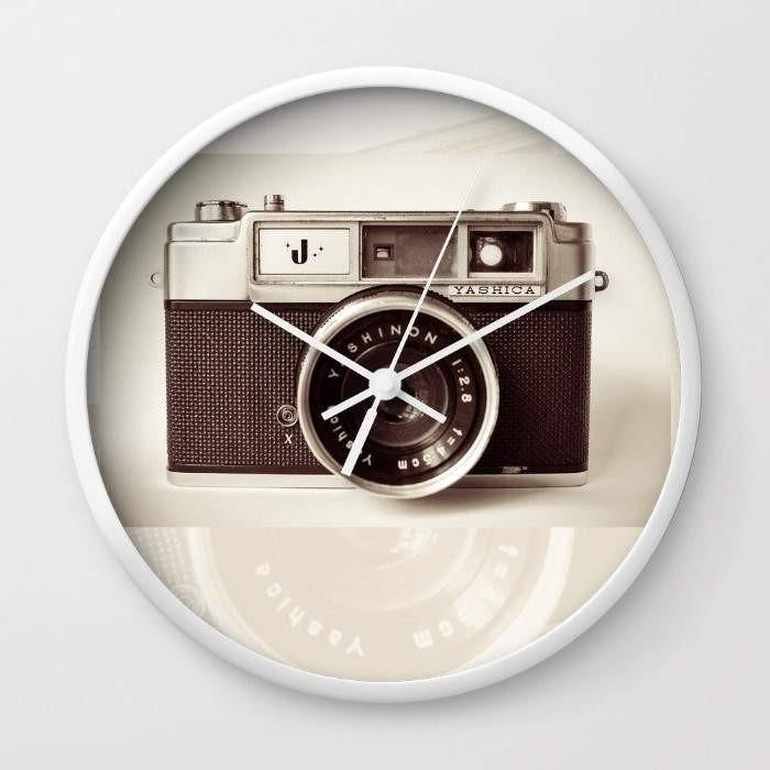 Camera Wall clock - Outletfy