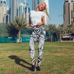 Geometric Leggings For Women Party Leggings Yoga - Outletfy