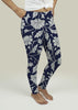 Leggings with Chinese pattern - Outletfy