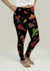 Leggings with Mexican Pattern - Outletfy