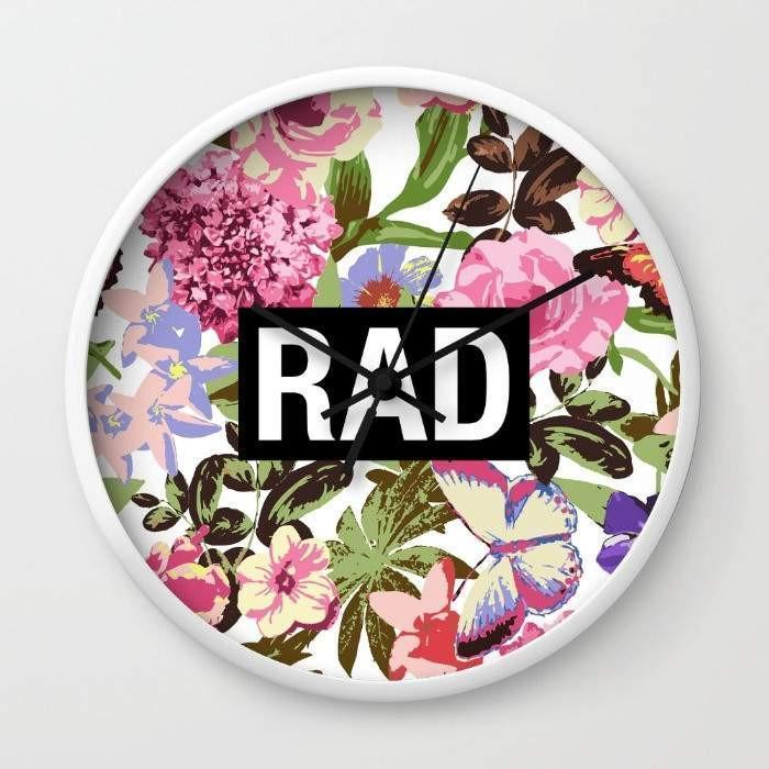 Rad Wall clock - Outletfy