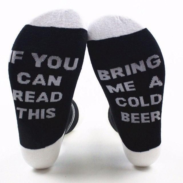 Women's socks  If You can read this Bring Me a - Outletfy