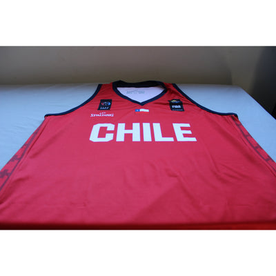 Camiseta Oficial Seleccion Chilena Femenina 2020