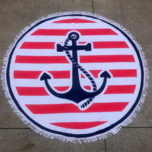 Load image into Gallery viewer, Nautical Towel