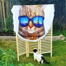 Load image into Gallery viewer, Catitude Towel