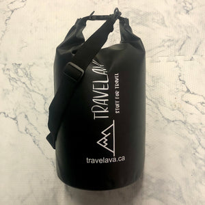Waterproof Dry Bag Black 20 Litre