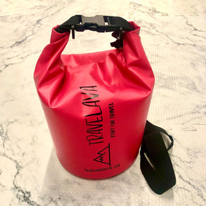 Waterproof Dry Bag Pink 5 Litre