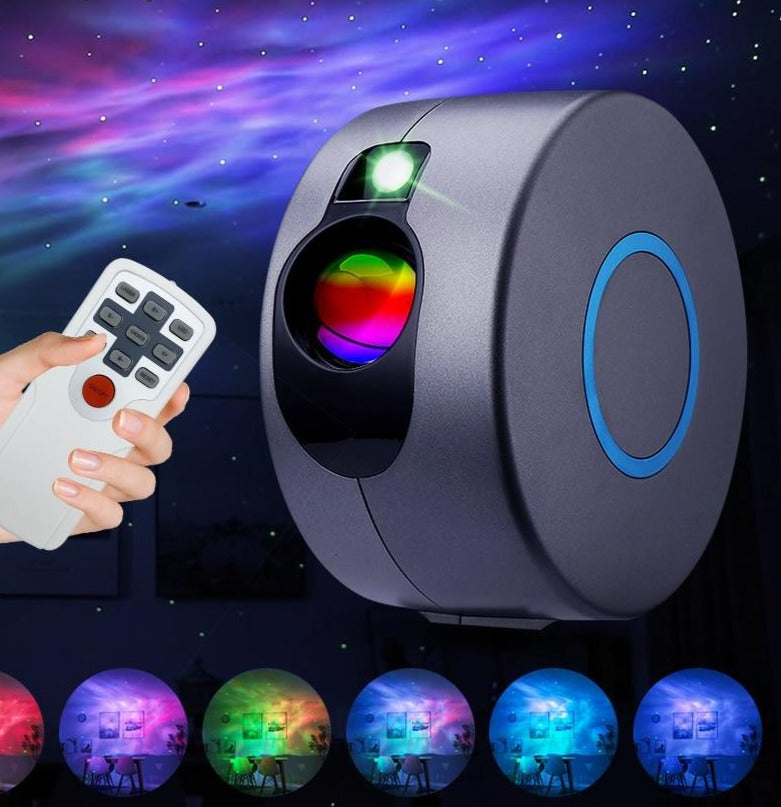 Davinci Galaxy Projector 2.0