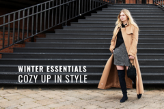 Chic winter essentials from all your favorite designers