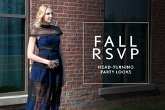 Fall wedding looks for less