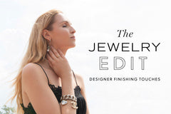 Preowned designer costume jewelry