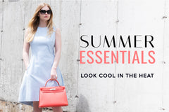 Designer summer clothing essentials