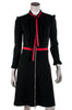 Gucci ruffle web crepe dress Size M - OWN THE COUTURE