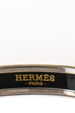 Hermès narrow enamel bracelet [20% OFF] - OWN THE COUTURE