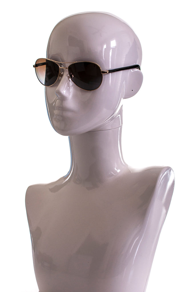 Chanel polarized aviator sunglasses - OWN THE COUTURE