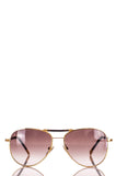 Louis Vuitton Damier Conspiration Pilote Canvas sunglasses [20% OFF] - OWN THE COUTURE
