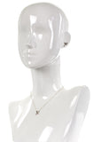 Tiffany & Co. sterling silver Paloma X pendant necklace - OWN THE COUTURE