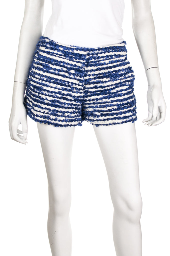 Tibi chenille tweed shorts Size XS | US 4 - OWN THE COUTURE