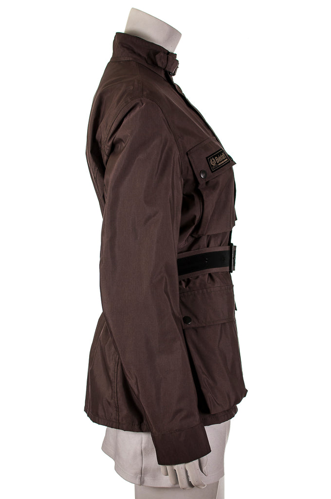 Belstaff Rally Master nylon belted jacket Size M | IT 44 [40% OFF] - OWN THE COUTURE