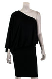Givenchy one shoulder stretch dress Size XS | FR36 - OWN THE COUTURE