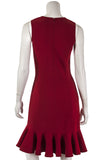 Michael Kors Collection wool sleeveless dress Size S | US 6 - OWN THE COUTURE  - 3