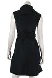 Marie Saint Pierre front zip sleeveless dress Size XS | 1 - OWN THE COUTURE
