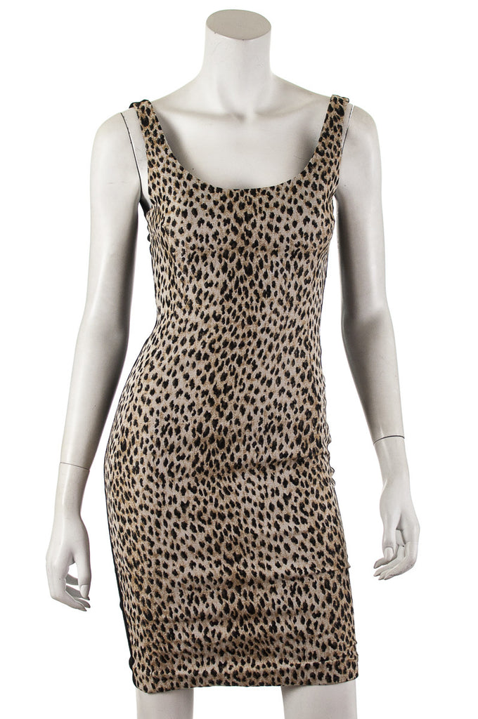 Diane von Furstenberg Arianna leopard dress New w/ Tags Size XXS | US 0 [40% OFF] - OWN THE COUTURE