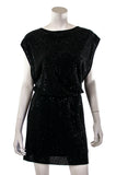 Alice + Olivia embellished knit sleeveless dress Size XS - OWN THE COUTURE
