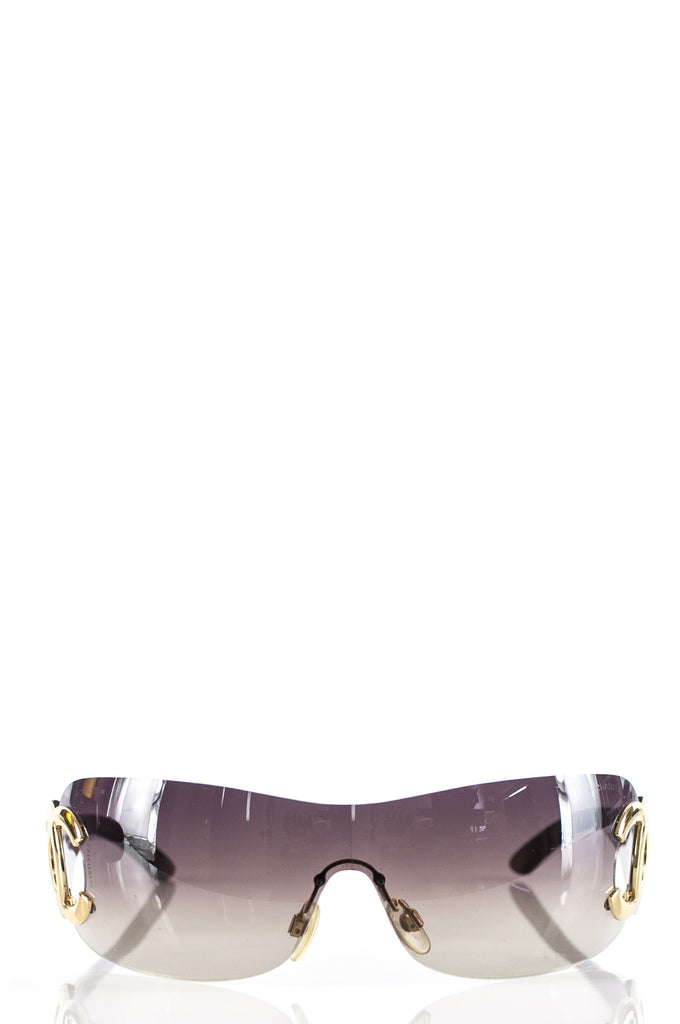 Chanel shield CC sunglasses  [20% OFF] - OWN THE COUTURE