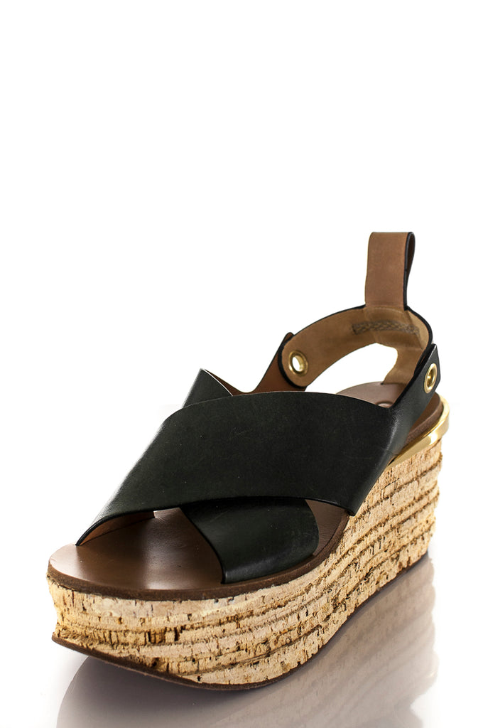 44af748f0 Chloé cork platform sandals | OWN THE COUTURE | Canada's luxury ...