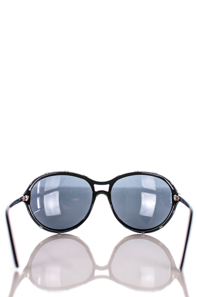 Chanel CC logo sunglasses - OWN THE COUTURE