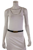 Chanel leather clover and CC belt Size XS - OWN THE COUTURE