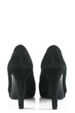 Chanel pointed toe platform pump Size 7.5 - OWN THE COUTURE  - 4