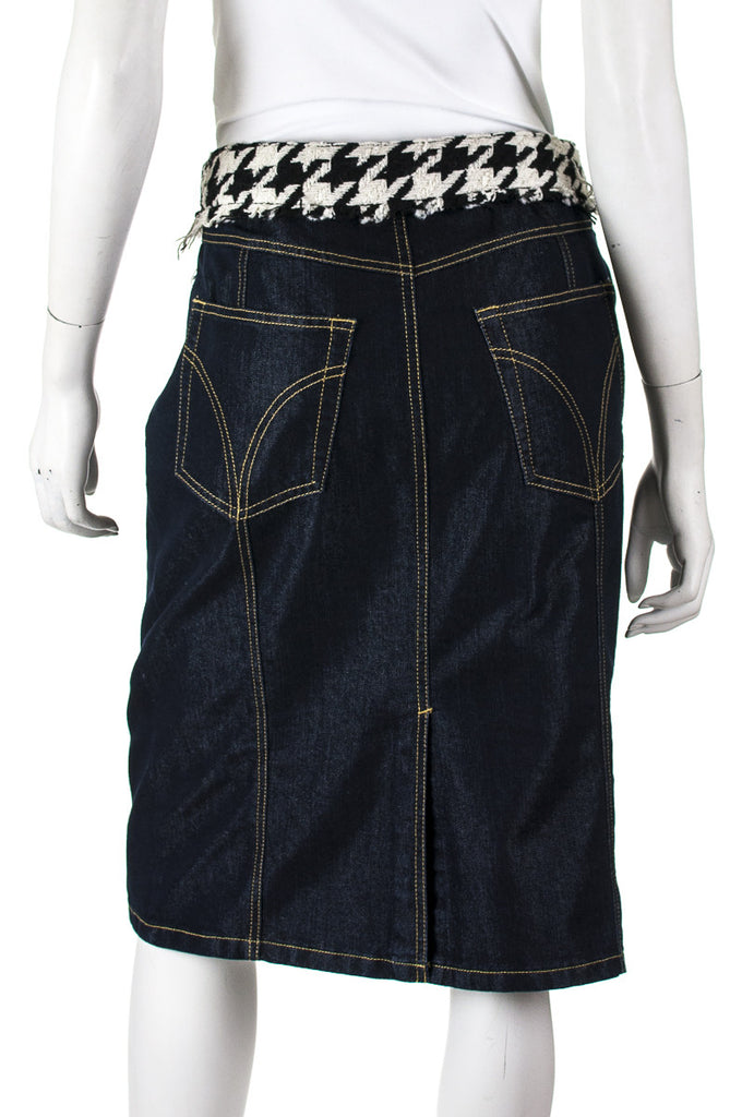 D&G denim pencil skirt Size L | IT 46 - OWN THE COUTURE