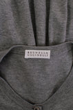 Brunello Cucinelli cotton knit short sleeve cardigan Size M [20% OFF] - OWN THE COUTURE