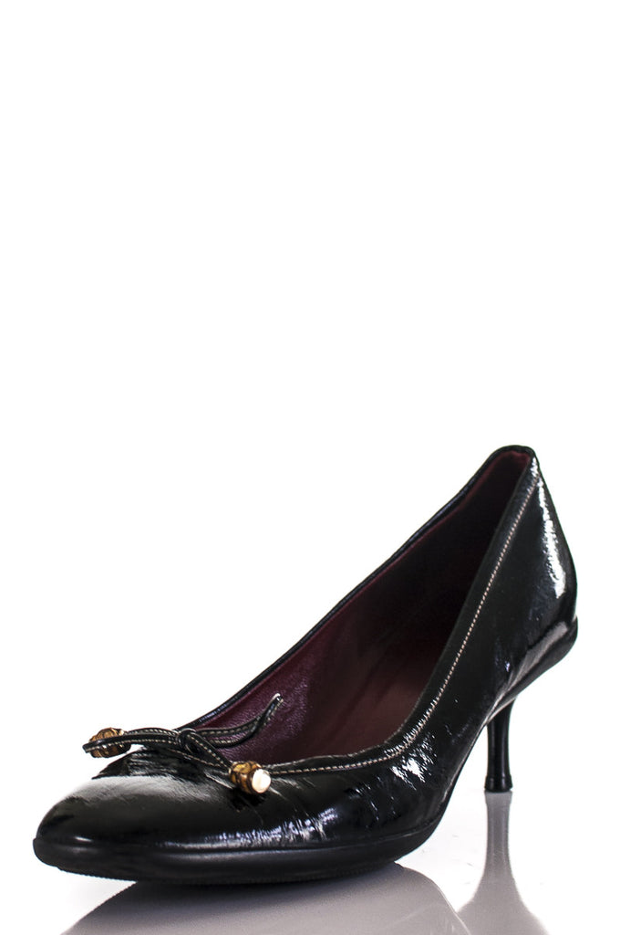 5bc68437b40 ... Gucci patent leather pumps Size 9  20% OFF  - OWN THE COUTURE ...