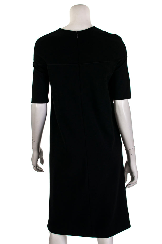 Stella McCartney black stretch dress Size M | IT 44 - OWN THE COUTURE