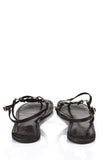 Tory Burch leather thong sandals Size 9.5 - OWN THE COUTURE  - 4